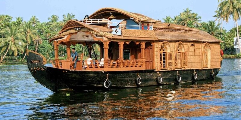 Alleppey Backwaters Kerala south India