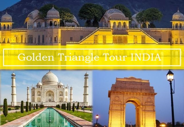 Goldent Triangle Tour