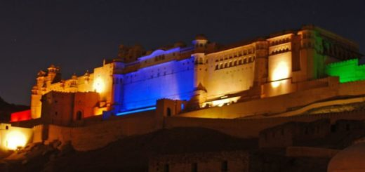 jaipur aamer fort tour