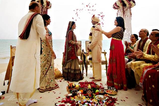Wedding in Indian Style