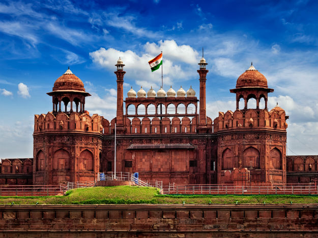 Lal-Kila-the-Red-Fort-of-Delhi-Visit