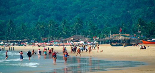 Best Beaches in Goa
