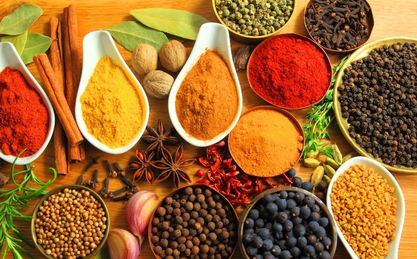 Indian spices - Indian food recipes