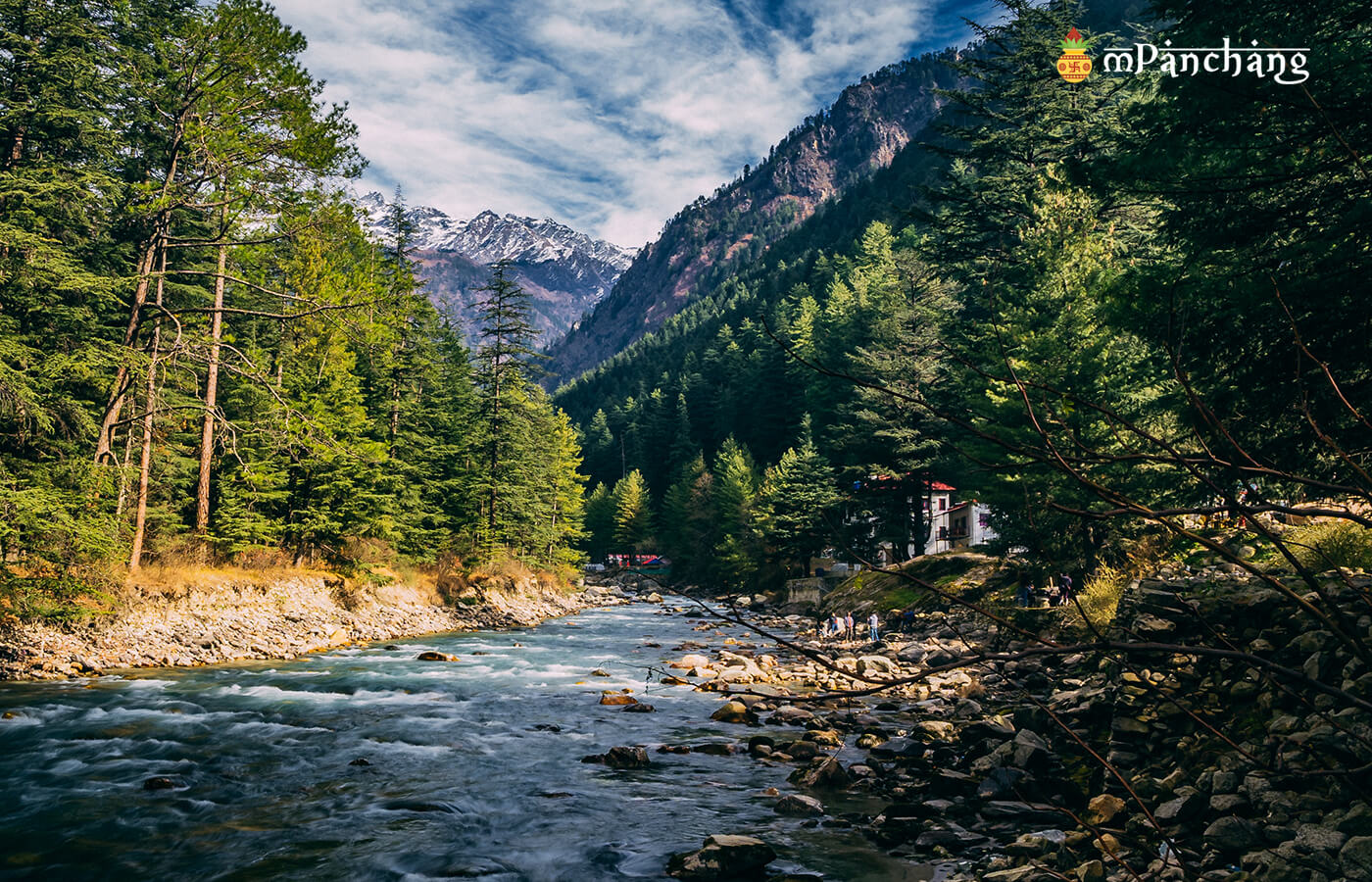 Kasol - In Natures Lap for New Year Trip
