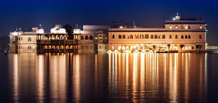 Udaipur - City Of Lakes for New Year party